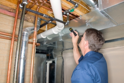 CMAC Plumbing inspection